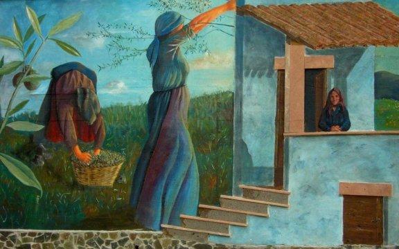 Montresta-murales-4stagioni-particolare-via-alghero