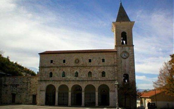 Pescina Chiesa Santa Maria delle Grazie