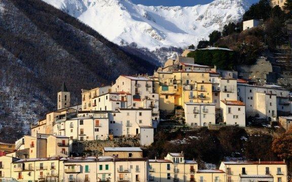 Il borgo autentico di Pizzone