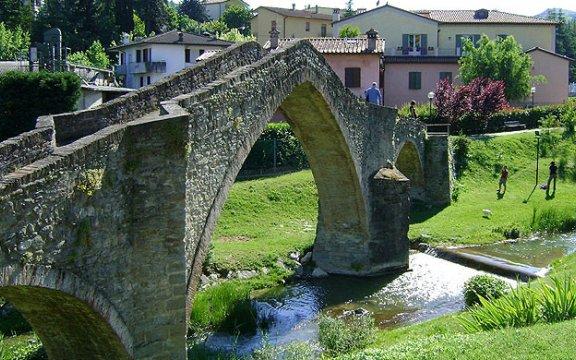 Ponte-della-signora-o-ponte-di-S.Donato-secolo-XVIII