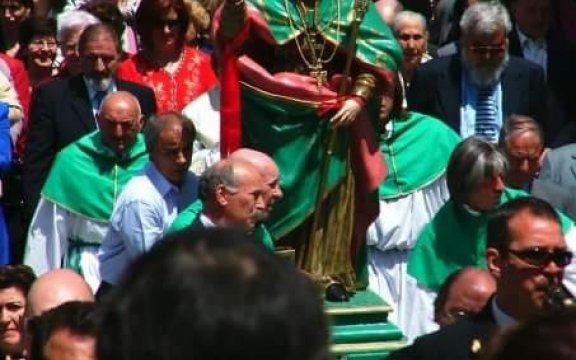 Processione-Scanzano dei Marsi fraz. Sante Marie