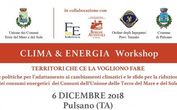 clima-energia-workshop-pulsano-6-dicembre-2018