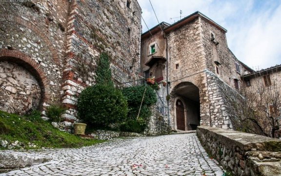 Rocca di Botte di Corrado De Santis