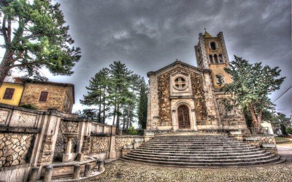 Rotella Chiesa S. Severino