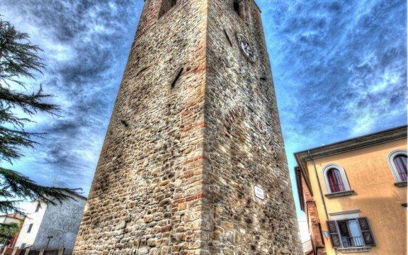 Rotella Torre Orologio
