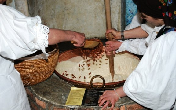 Sagra del Torrone Borgo Autentico Tonara