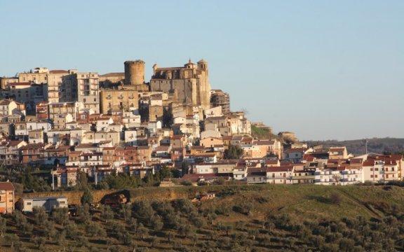 San Mauro Forte panorama