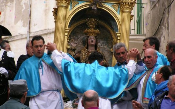 Vieste Santa Maria
