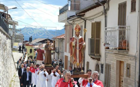 Sante Marie Processione