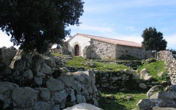 Serri Chiesa S. Maria della Vittoria