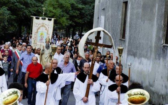 Serri processione