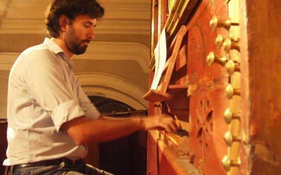 tramonti, salerno, festa organistica