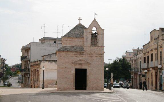 turi, bari, chiesa di san rocco, ph. Claudio Spada