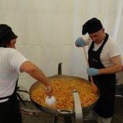 borgo autentico di saluzzo piemonte festa nazionale bai 2015 cucina tipica abruzzo