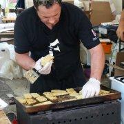borgo autentico di saluzzo piemonte festa nazionale bai 2015 piatti tipici friuli