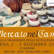 Il Mercato nel Campo a Siena
