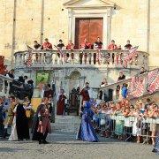 festa nazionale borghi autentici d'italia 2012 fara san martino corteo storico in costume