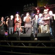festa nazionale borghi autentici 2011 galtellì concerto orchestra popolare notte della taranta musica tradizionale salentina