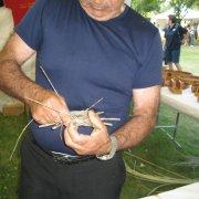 festa nazionale borghi autentici 2011 galtellì artigianato produzione cesti