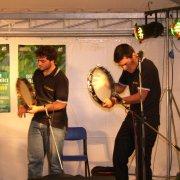 festa nazionale borghi autentici 2010 levice musica tradizionale pugliese tamburelli