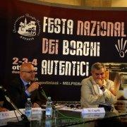 festa nazionale borghi autentici 2009 melpignano convegno discorso del presidente e del segretario generale