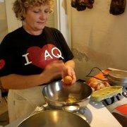 festa nazionale borghi autentici 2009 melpignano piatti tipici abruzzo