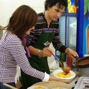 festa nazionale borghi autentici 2009 melpignano cucina tipica