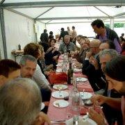festa nazionale borghi autentici 2009 melpignano cena