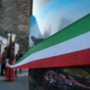 pietralunga umbria festa nazionale borghi autentici 2014 inaugurazione bandiera italiana