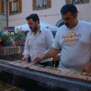 pietralunga umbria festa nazionale borghi autentici 2014 cucina tipica abruzzo arrosticini