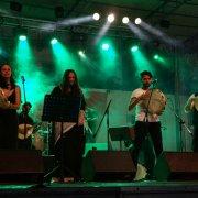 borgo autentico di saluzzo piemonte festa nazionale bai 2015 concerto orchestra popolare notte della taranta