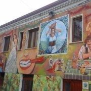 murales a satriano di lucania associazione borghi autentici d'italia