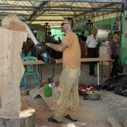 festa nazionale borghi autentici 2013 tresigallo scultore del legno