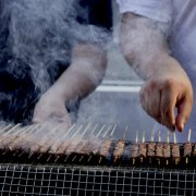 festa nazionale borghi autentici 2013 tresigallo cucina tipica abruzzo arrosticini