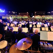 festa nazionale borghi autentici 2013 tresigallo concerto filarmonica di tresigallo